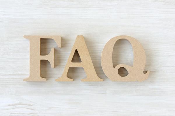 I AND Iに寄せられるよくあるご質問をご紹介。